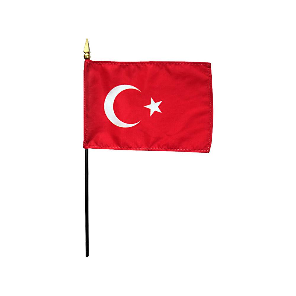 Turkey Stick Flag