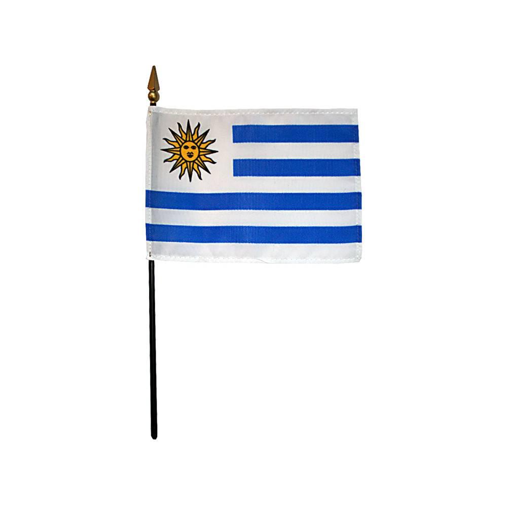 Uruguay Stick Flag