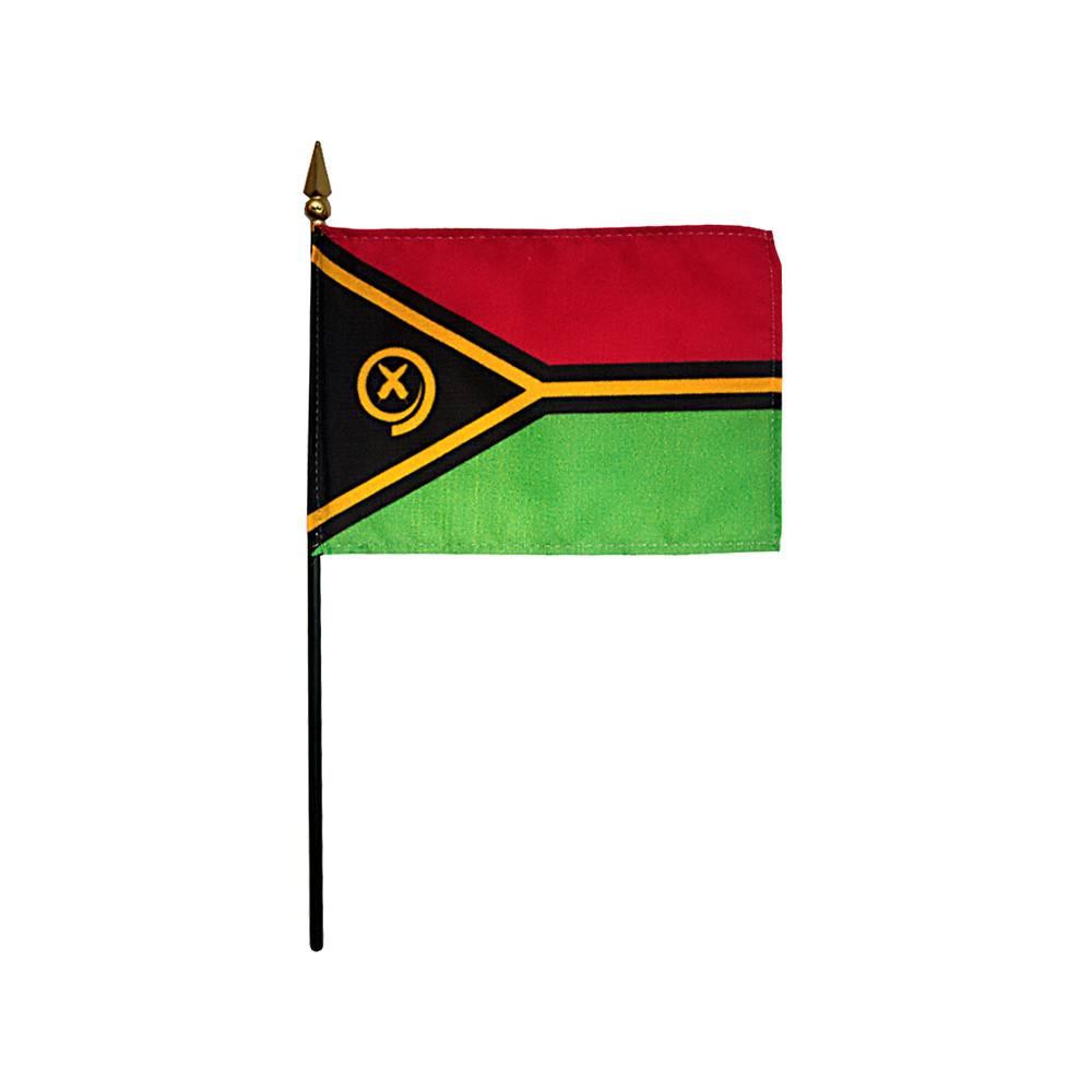 Vanuatu Stick Flag