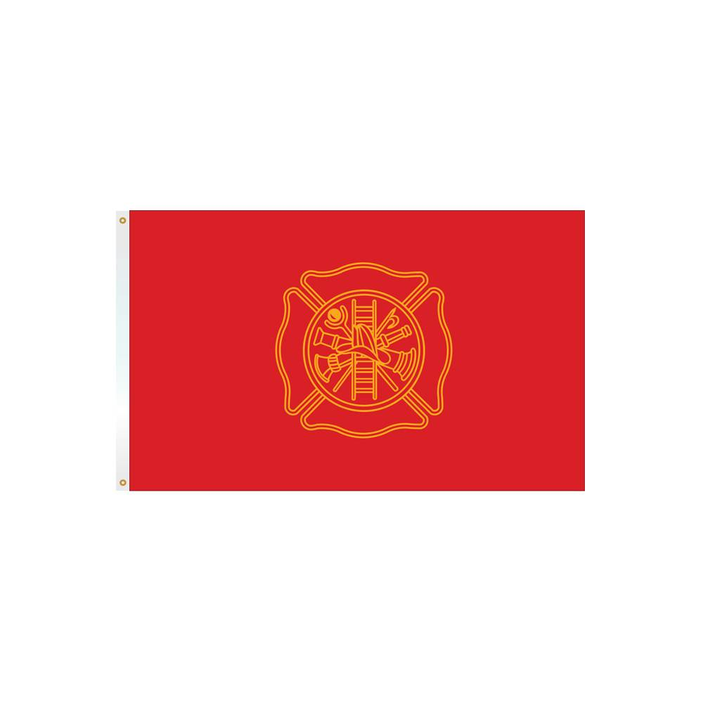 3x5 ft. Firefighters Flag