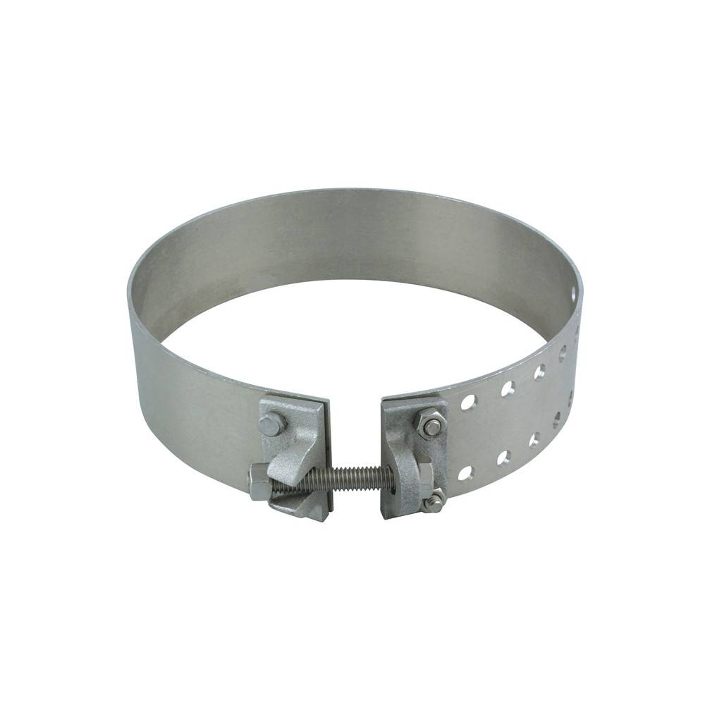 Aluminum Electrical Pole Bracket Mounting Strap