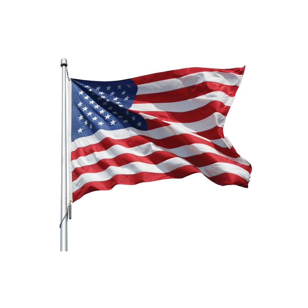 Large, Premium All-Weather Nylon American Flag