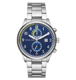 Michael Kors Chronograph Saunder Stainless Steel Bracelet 43mm