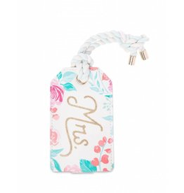 Spartina 449 Luggage Tag Mrs