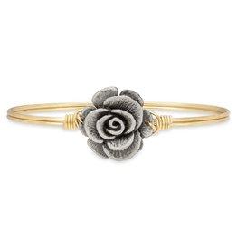 Luca & Danni Rose Brass Wire Wrapped Bracelet