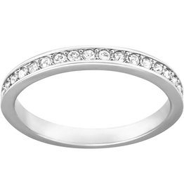Swarovski Rare Ring, White, Rhodium Plating 52 (US 6)