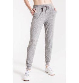 Z Supply The Marled Jogger, Heather Grey