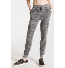 Z Supply The Loft Camo Jogger, Camo Dark Grey
