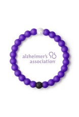 Lokai Alzheimer's- Split Purple
