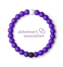 Lokai Alzheimer's- Split Purple