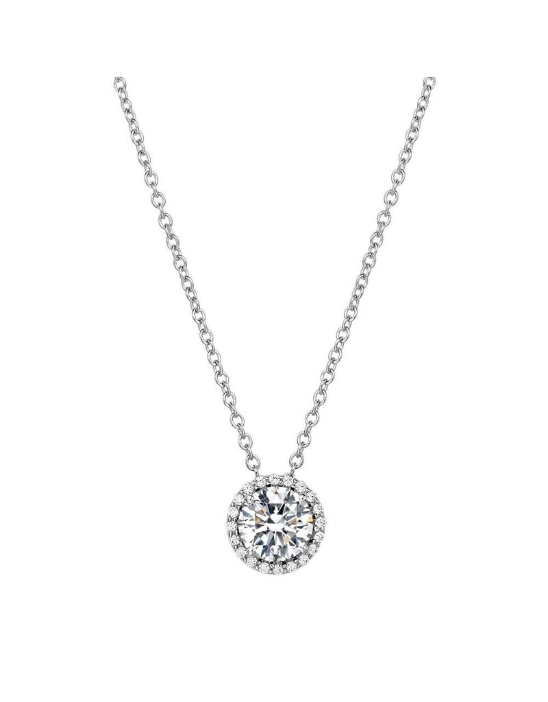 Lafonn April Birthstone Necklace,