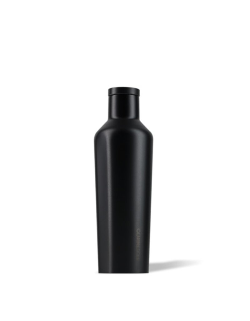 Corkcicle 16 oz Dipped Canteen- Blackout