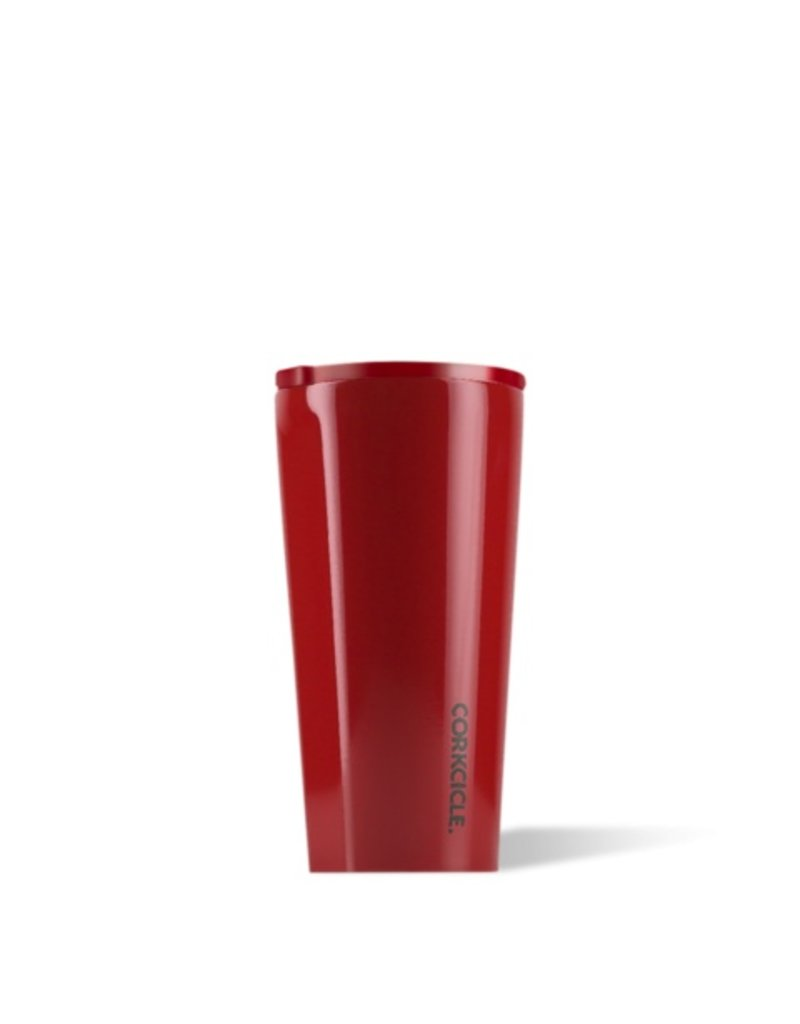 Corkcicle 16oz Dipped Tumbler- Cherry Bomb