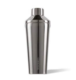 Corkcicle 16oz Cocktail Shaker- Stainless