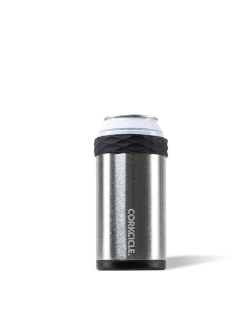 Corkcicle Arctican Bottle/Can Cooler - Brushed Steel