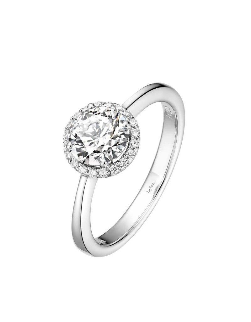 Lafonn April Birthstone Ring, Simulated Diamond, 1.2 CTTW