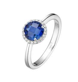 Lafonn September Birthstone Ring, Sapphire