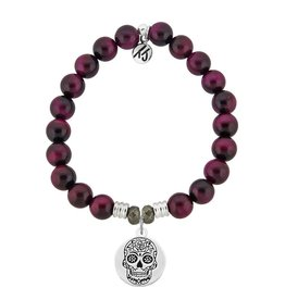 Tiffany Jazelle Core Collection Bracelet, Pink Tigers Eye, Police Officer
