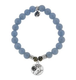 Tiffany Jazelle Core Collection Bracelet, Angelite, Wish
