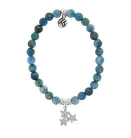 Tiffany Jazelle La Bella Vita - 6MM Arctic Apatite - 3 Wishes