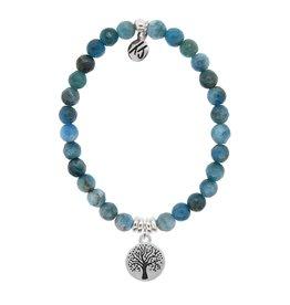 Tiffany Jazelle La Bella Vita - 6MM Arctic Apatite - Tree of Life