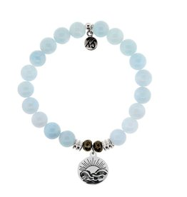 Tiffany Jazelle Core Collection Bracelet, Blue Aquamarine, Rising Sun