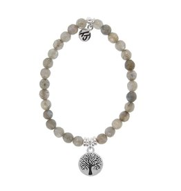 Tiffany Jazelle La Bella Vita - 6MM Labradorite - Tree of Life