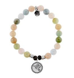 Tiffany Jazelle Core Collection Bracelet, Morganite, Humming Bird