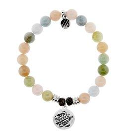 Tiffany Jazelle Core Collection Bracelet, Morganite, Turtle