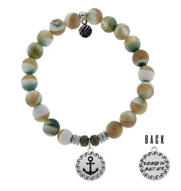 Tiffany Jazelle Core Collection, Pearl Shell, Anchor Cast