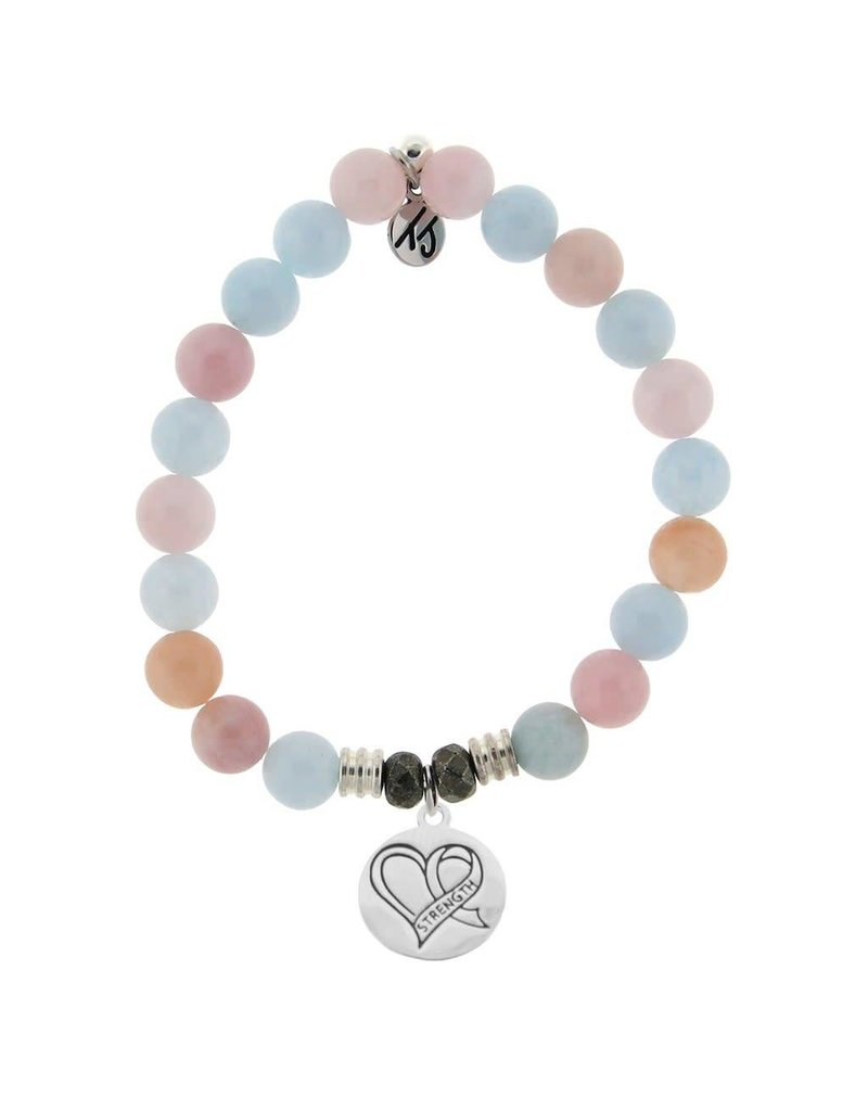 Tiffany Jazelle Core Collection, Morganite, Strength Heart