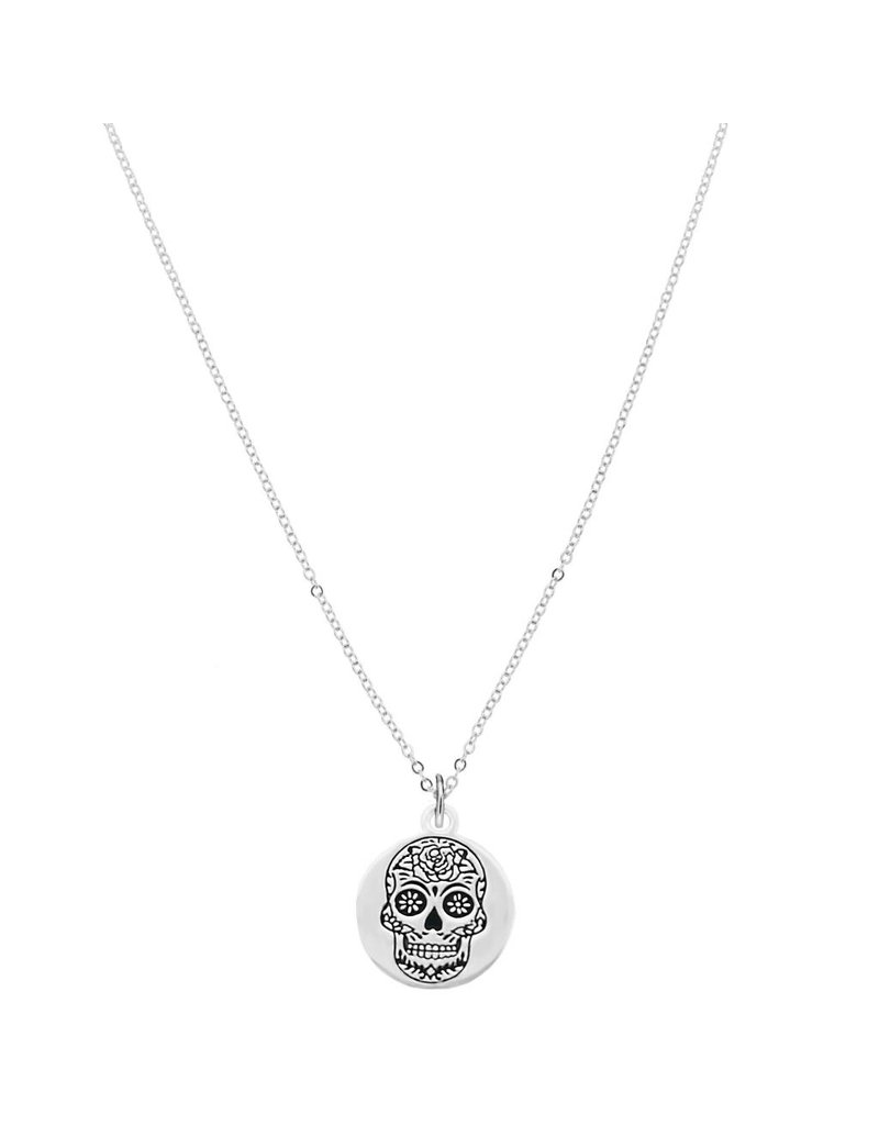 Tiffany Jazelle Core Collection Necklace 16''-18'', Sugar Skull