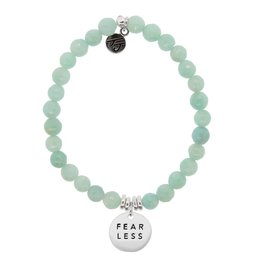 Tiffany Jazelle 6MM Amazonite - Fearless
