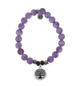 Tiffany Jazelle Core Collection Bracelet, Amethyst, Tree Of Life