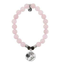 Tiffany Jazelle Core Bracelet, Rose Quartz - Wish