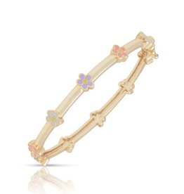 Lily Nily Flower Station Bangle - Multi