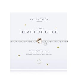 Katie Loxton a little HEART OF GOLD - bracelet