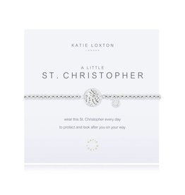Katie Loxton a little ST CHRISTOPHER - bracelet