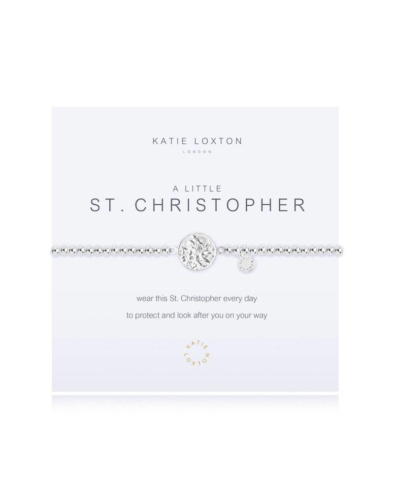 Katie Loxton a little ST CHRISTOPHER - bracelet