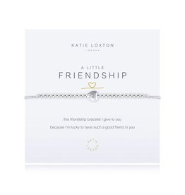 Katie Loxton a little FRIENDSHIP (grey) - bracelet