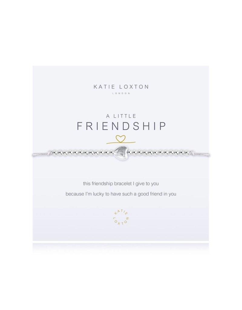 Katie Loxton a little FRIENDSHIP (grey) - bracelet