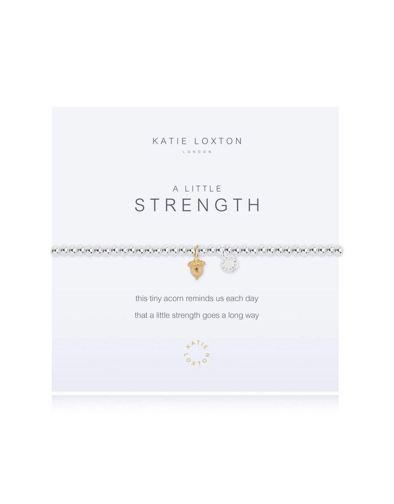 Katie Loxton a little STRENGTH - bracelet