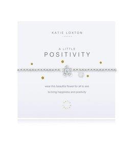 Katie Loxton a little POSITIVITY - bracelet