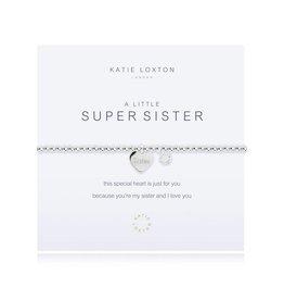 Katie Loxton a little SUPER SISTER - bracelet