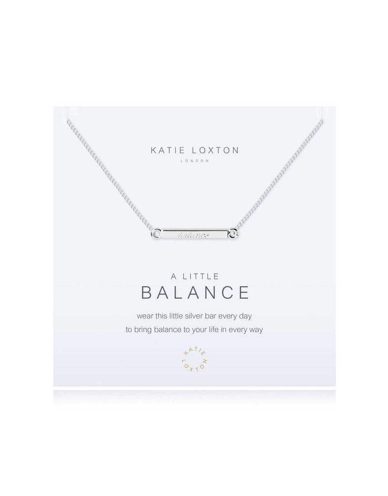 Katie Loxton a little BALANCE - necklace