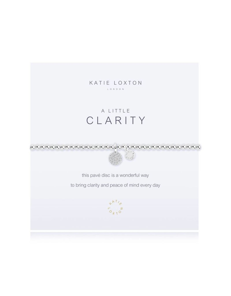 Katie Loxton a little CLARITY - bracelet