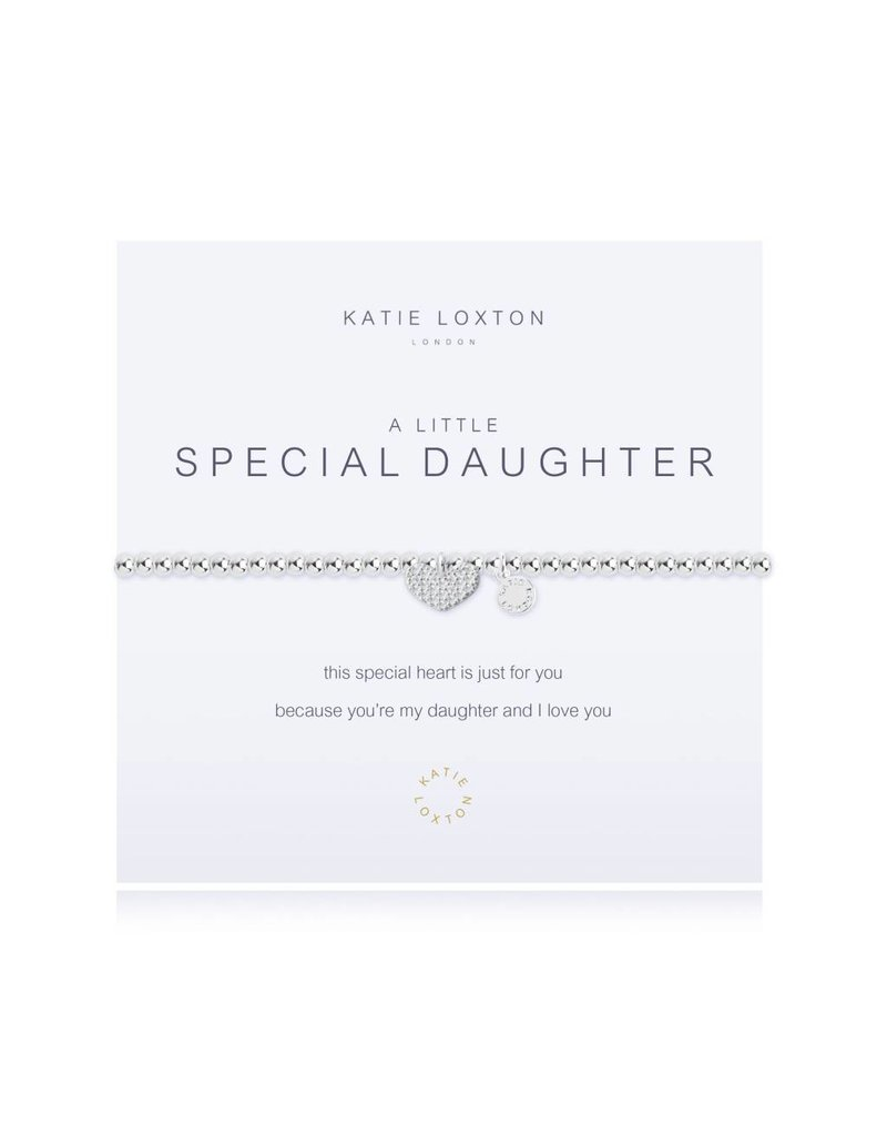 Katie Loxton a little SPECIAL DAUGHTER - bracelet