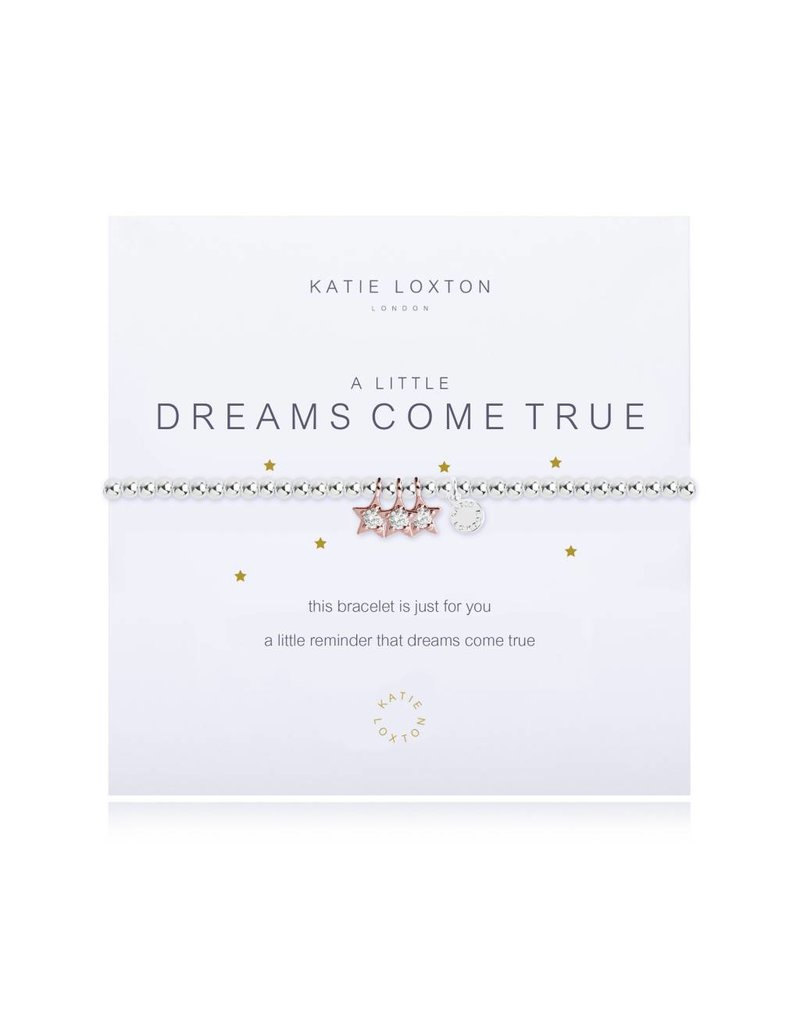 Katie Loxton a little DREAMS COME TRUE - bracelet