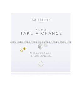 Katie Loxton a little TAKE A CHANCE- bracelet