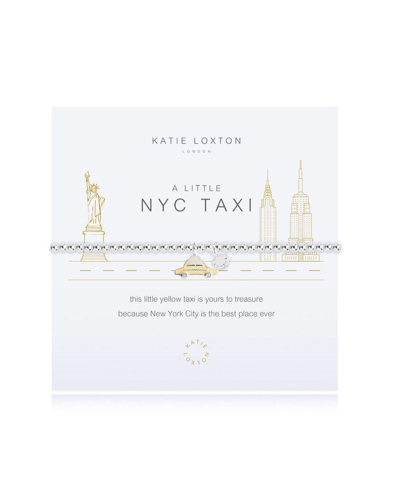 Katie Loxton a little NYC TAXI - bracelet